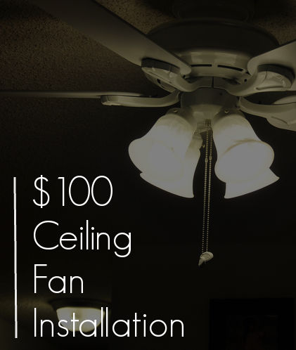 Ceiling fan installation cheapenly submit e mail for new deals aloadofball Images