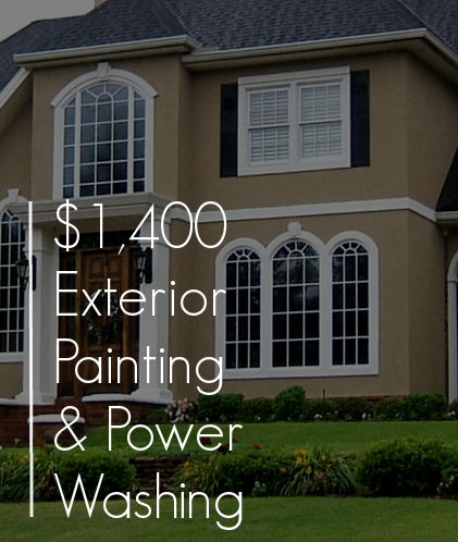 1,400 Complete Home Exterior Painting | cheapenly.com