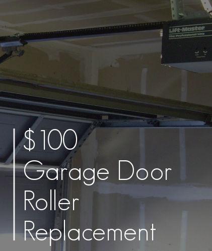 100 Garage Door Roller Replacement Cheapenly
