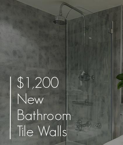 New Bathtub Tile Walls Cheapenly - Bathroom tile houston